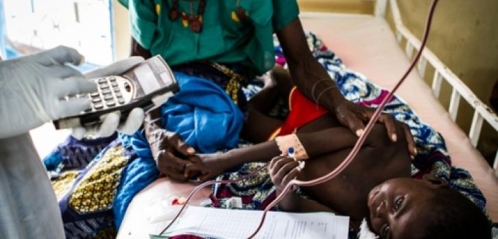 Νίγηρας: Η ελονοσία επιδεινώνει την επισιτιστική κρίση © Tanya Bindra