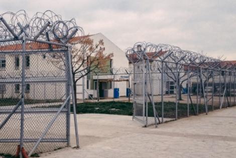 Φωτογραφία αρχείου, Κέντρο κράτησης Κομοτηνής ©MSF, Απρίλιος 2014